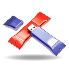 candy usb drive